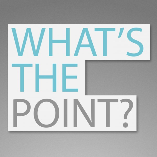 sg-whats-the-point-look-through-not-atSG WHATS THE POINT   Look Through Not At