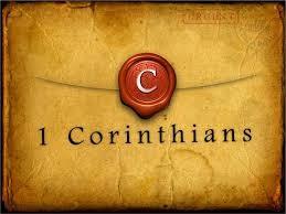 I Corinthians 1