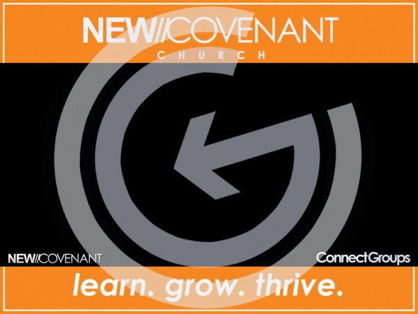 Spring 2017 Connect Groups
