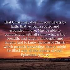 The Church Jesus Built Ephesians 3