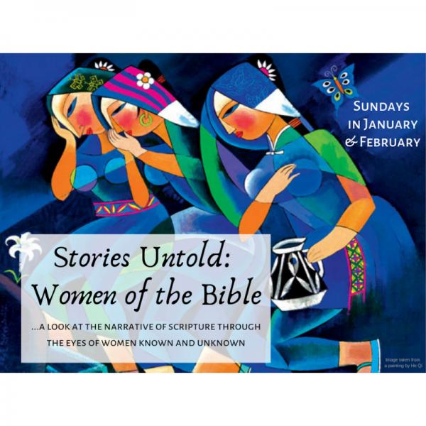 Stories Untold: Deborah + Jael