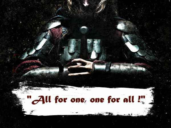 all-for-one-one-for-all-aug-14th-2016All for one, one for all- Aug 14th , 2016