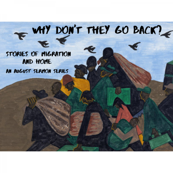 Stories of Migration and Home: Keeping a Family Together