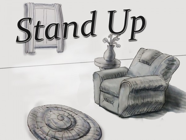 Stand Up - Part 2 - Grit Wanted
