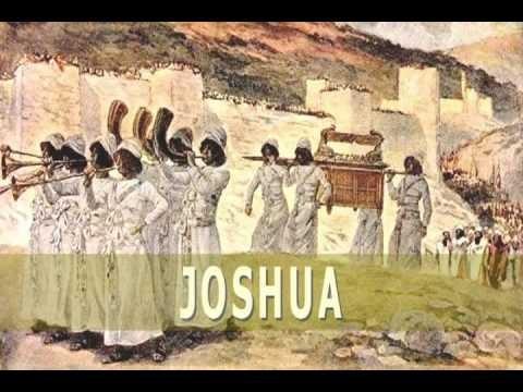 Men of Faith #4 Joshua Man of Submission