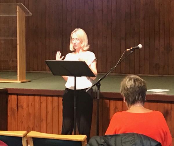 Penny Hollis - Testimony