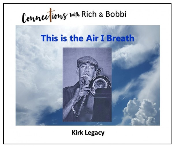 """""""This is the air I breathe."""" From Cystic Fibrosis to miraculous adventures serving God! Kirk Legacy, Part 1"""