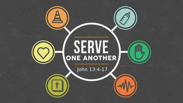 serve-one-another-john-134-17Serve One Another (John 13:4-17)