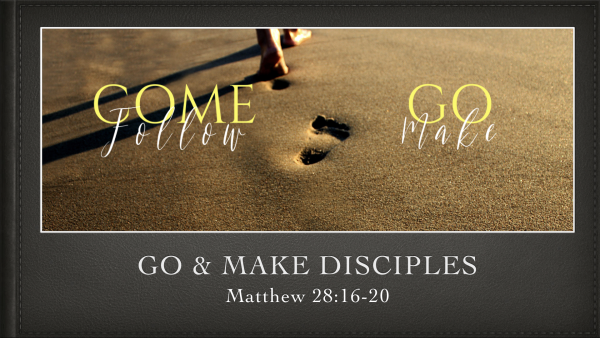 Image result for Image Go and make disciples
