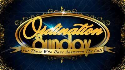 ordination-sundayOrdination Sunday