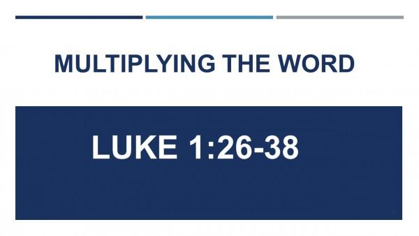 multiplying-the-wordMultiplying the Word