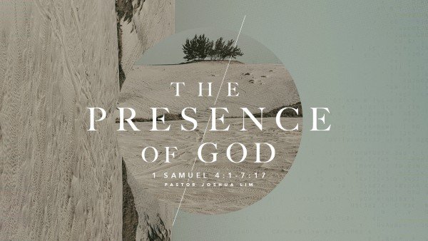 presence-of-godPresence of God