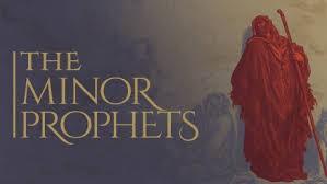Minor Prophets Major Prophets Zechariah #3