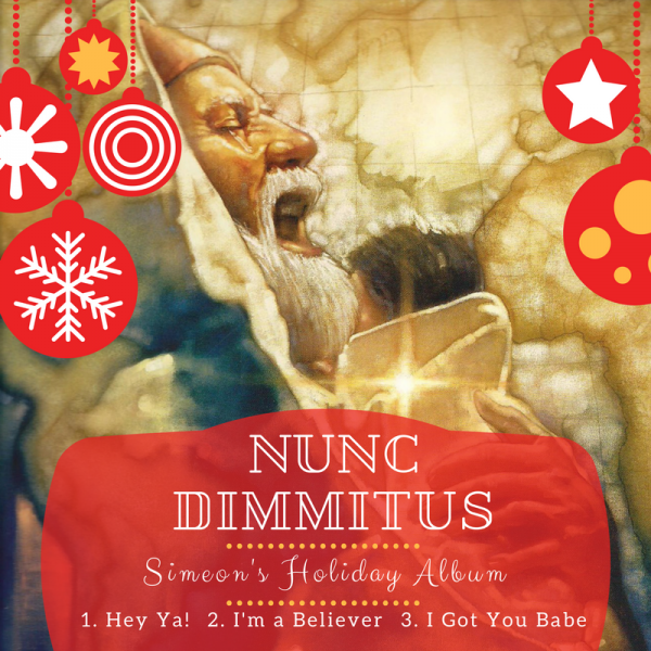The Original Christmas Album: Nunc Dimittus (Simeon's Song)