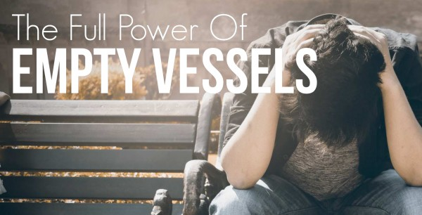 The Full Power of Empty Vessels