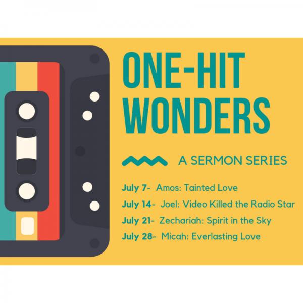 One Hit Wonders: Tainted Love (Amos)