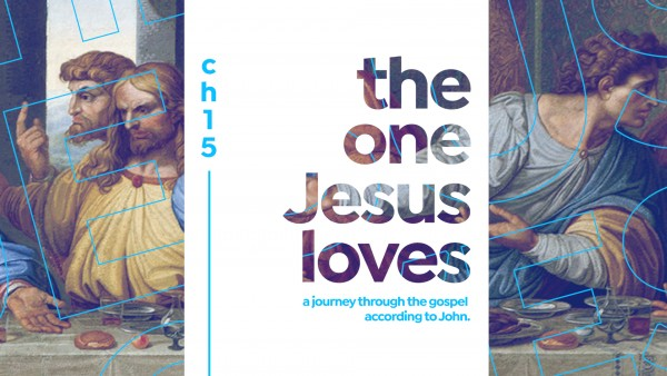 the-one-jesus-loves-part-31-stay-close-to-jesusThe One Jesus Loves, Part 31: Stay Close to Jesus