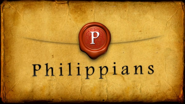 Philippians week 1