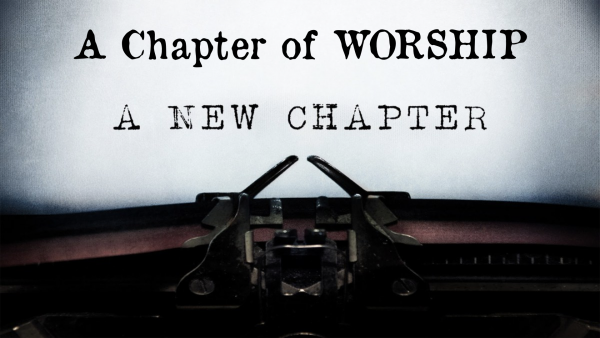 A Chapter of Worship