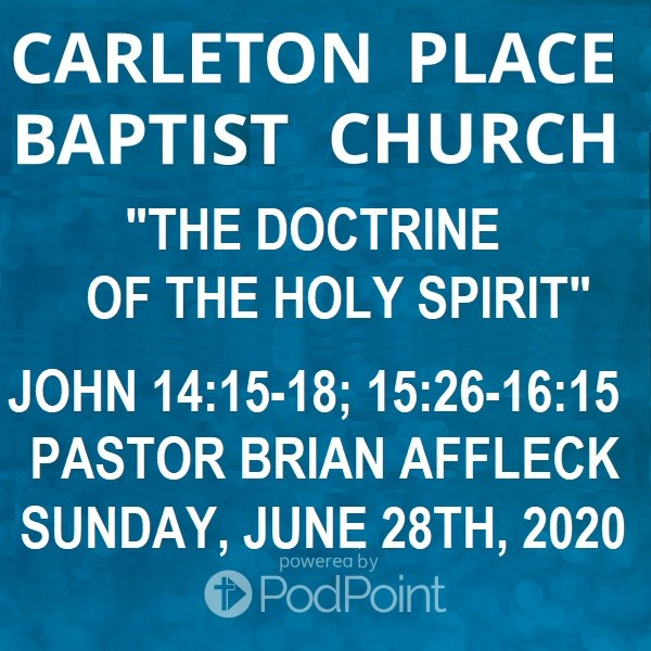 the-doctrine-of-the-holy-spiritThe Doctrine of the Holy Spirit