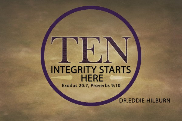 TEN Integrity Starts Here