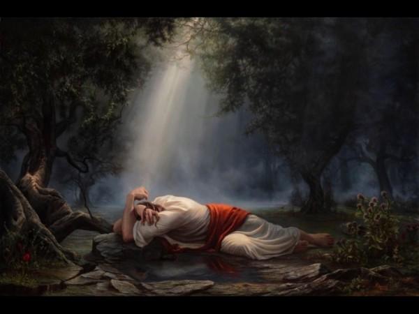 John 17 Jesus our intercessor