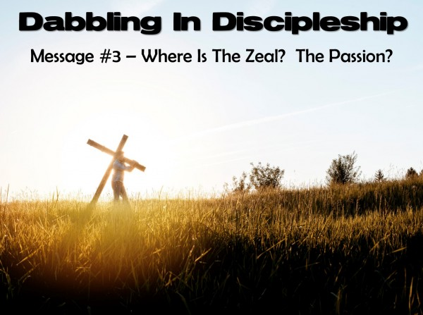 Dabbling In Discipleship - Message 3