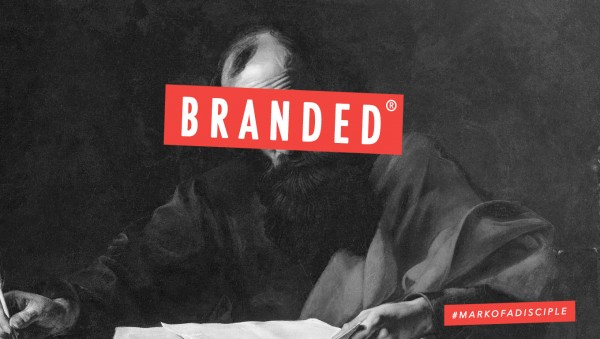 Branded: #4 Sensitive and Submitted to the Holy Spirit