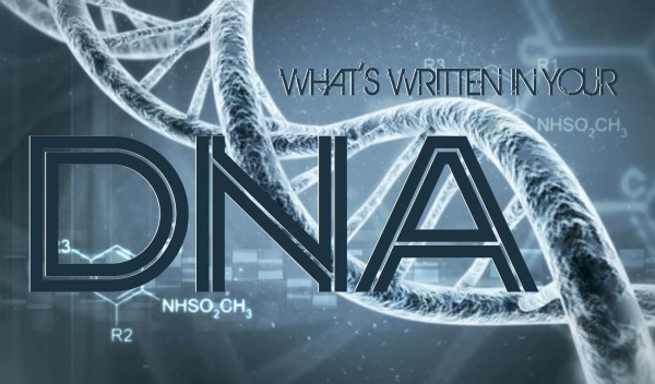 DNA  PART 3 SUNDAY 04-25-18