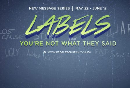 "What is your name? - ""Labels"" series - 5/29/16"