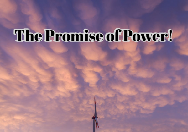 the-promise-of-powerThe Promise of Power
