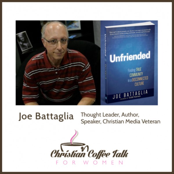Ep65. Joy in Conflict with Joe Battaglia