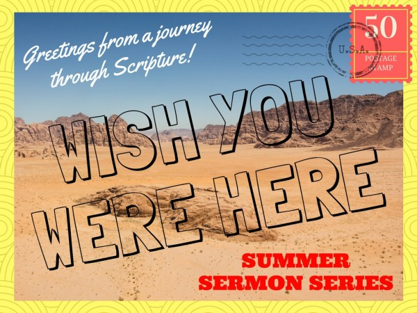 Wish You Were Here: Mars Hill