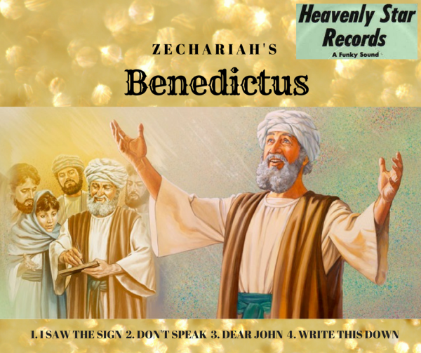The Original Christmas Album: The Benedictus
