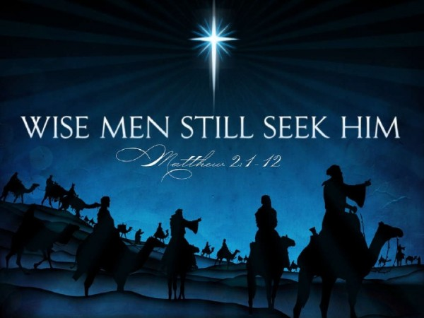 Wise Men Still Seek Him Part 1