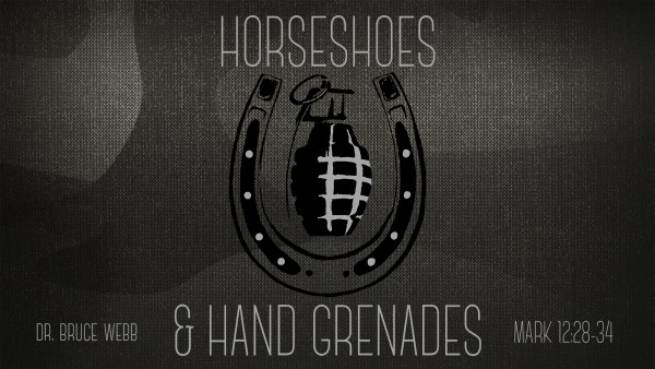 Horseshoes & Hand Grenades
