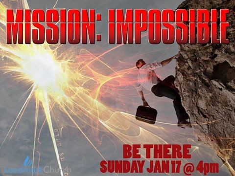 mission-impossibleMission Impossible