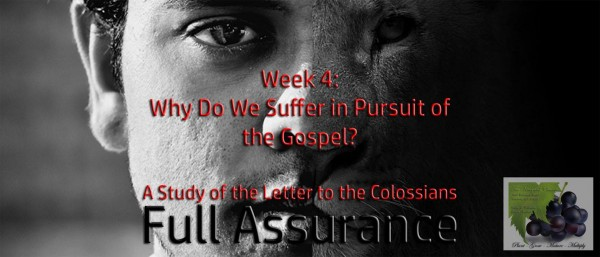 part-4-why-do-we-suffer-in-pursuit-of-the-gospelPart 4 - Why Do We Suffer in Pursuit of the Gospel