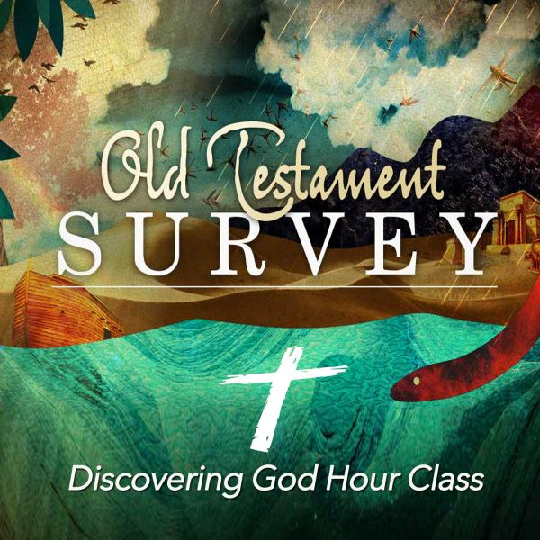 Old Testament Survey - 1 Samuel 1-3 - Kenny Frye