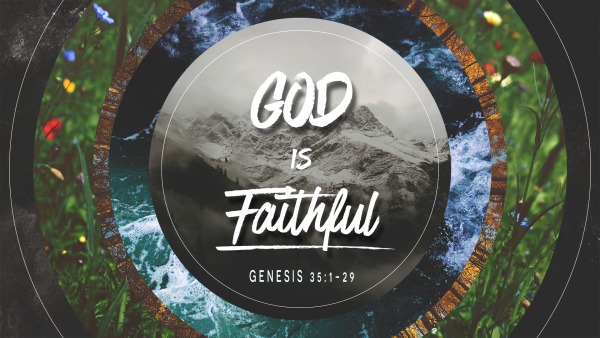 God is Faithful