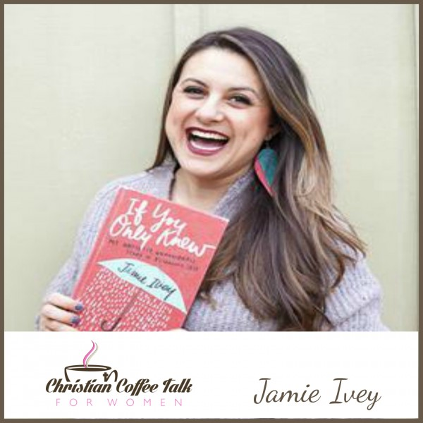 Ep42. Overcoming the Abyss of Insecurity with Jamie Ivey