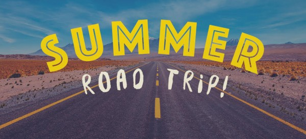 Summer Road Trip: Jesus