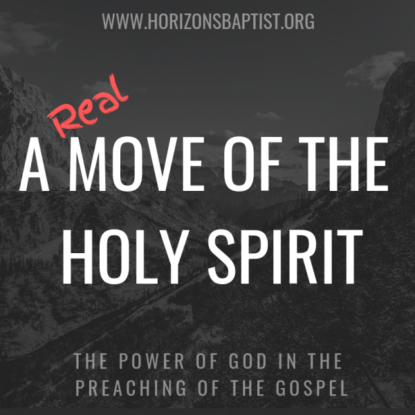 """A Real Move of the Holy Spirit"" - Acts 10:34-48 - Jason Boothe"