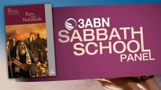 Lesson 07: Our Forgiving God - 3ABN Sabbath School Panel