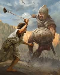 Men of Faith #2 David Man of Battle