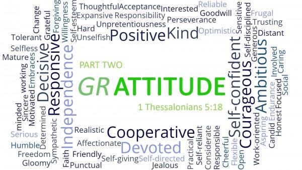 GrAttitude (Part 2)