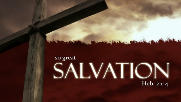 The Believer and His Salvation