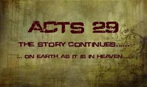 We are ACTS 29