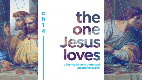 The one Jesus Loves, Part 30:  Fall in Love With Jesus