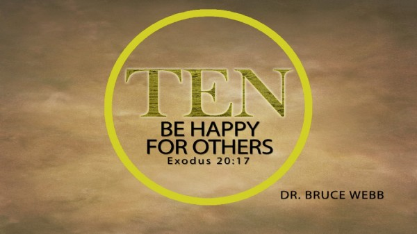 TEN : Be Happy For Others